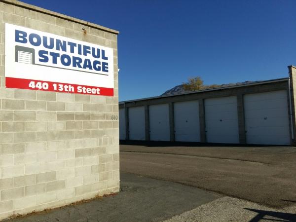 Storage Units At Bountiful Storage Of Ogden 440 W 13th
