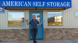 American Self Storage   South Hattie Ave.