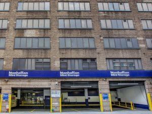 Manhattan Mini Storage - Hells Kitchen - West 43rd Street