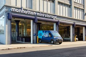Manhattan Mini Storage - West Side Highway - West 44th Street