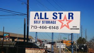 All Star Self Storage