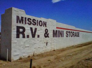 Mission RV Mini Storage